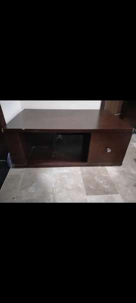 Heavy Wooden Table for Sale
