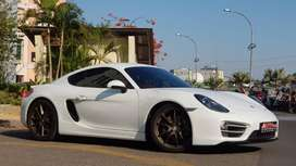 Porsche Cayman 2.7 Sport Chrono 2013 KM 12.000 Mulus
