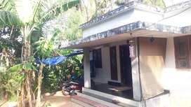 thrissur mundoor 6,500 cent 3 bhk villa