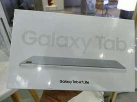 Samsung Tab A7 Lite T225 silver 3/32 baru garansi resmi barang langka