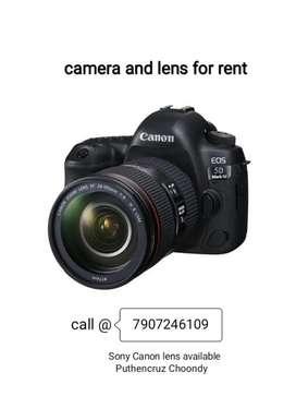Camera Lens Light for Rent