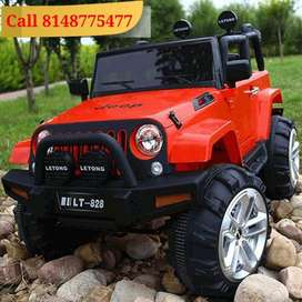 Kids Ride on Jeep Car  - Self and Remote Controlled