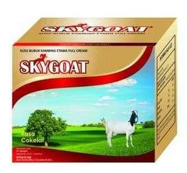 Susu Kambing Etawa Full Cream coklat - Sky Goat