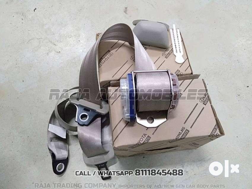 Innova Driverside Seat Belt Assembly 0
