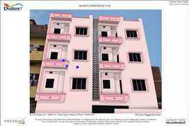 Selling 2 bhk flats on sigra eria