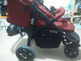 Stroller joie liverpool FC edition red