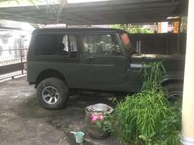 Jeep Cj7 Diesel.