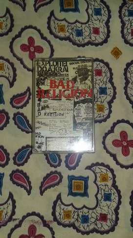 Kaset pita BAD RELIGION album  ALL AGE kondisi istimewa