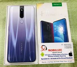 Oppo F11 Pro WaterFall Gray 6/128GB Only 4.5 Month Used In Clean Devic