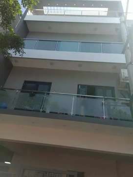 Balkon stenlis kaca 10011