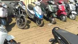 My all two wheeler byke & scooty seel