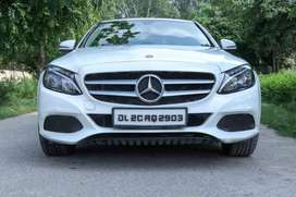 Mercedes-Benz New C-Class 220, 2015, Diesel