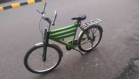 V8 great bicycle up for sale. Condition just like new. One hand used.