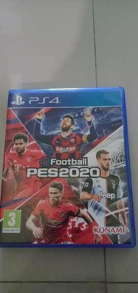 BD PS4 PES 2020