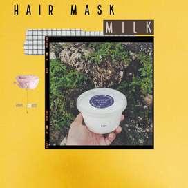 Hair Mask / Masker Rambut Milk