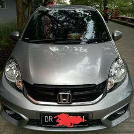 Dijual cepat Honda brio