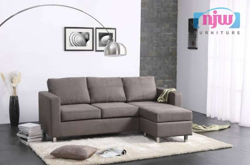 sofa L simple avanza termurah 0