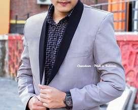 Korean Style - Slim Fit Korean Blazer