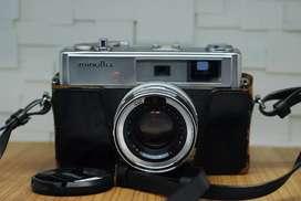 Kamera Analog Minolta Himatic 7 S sudah CLA