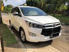 Toyota Innova Q Diesel 2016 AT Kijang Inova 2.4 Solar bkn V