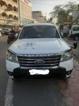 Ford Endeavour 2012 Diesel Well Maintained