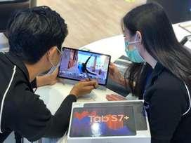 Samsung Galaxy Tab S7 & Tab S7+