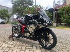 Honda CBR250RR Kabuki Limited Edition tahun 2017