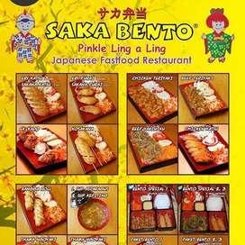 Lowongan Kerja Waiter/Waitress Saka Bento