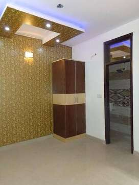 2 BHK Modern and modular builder floors. near to metro. WITH 90% LOAN