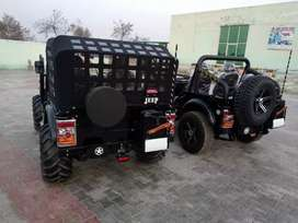 Modify jeep