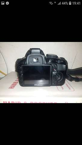 NIKON DSLR D3100 CAMERA FOR SALE