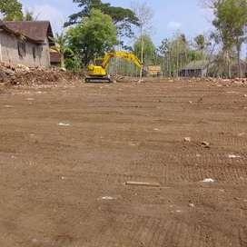 950 Rbu Tanah Murah di Yogyakarta DI Sentolo