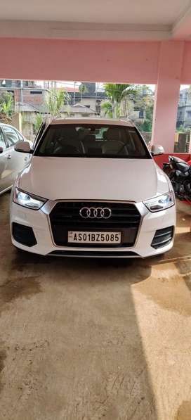 Audi Q3 2016 Diesel Well Maintained