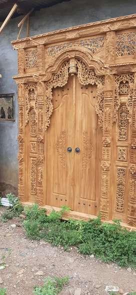 luri cuci gudang pintu gebyok gapuro jendela rumah masjid musholla