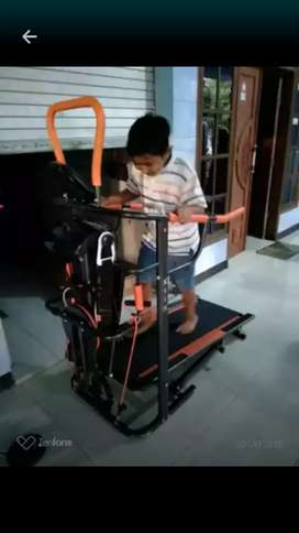Promo blimbing tredmil.manual multifungsi