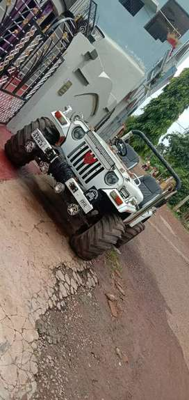 Mahindra Jeep 2018 Diesel Well Maintained