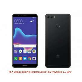 HUAWEI Y 9 2018 NEW STOCK AVAILABLE FRESH IMPORT mobile