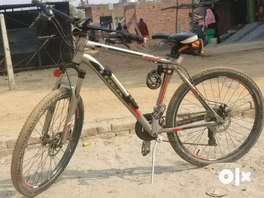 Trek bycycle 0