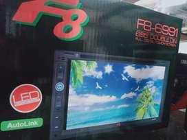Dbdin DVD camera free pasang bukan dekless fitur komplit
