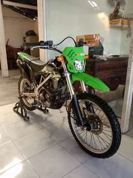 KLX BF 150 CC, 2019, km 9rbu kondisi mulus / Bali dharma motor