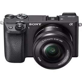 Sony Alpha a6300 With 16-50mm Bisa kredit tanpa kartu kredit