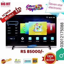 "55""SMART SAMSUNG LED TV 20 TO 70INC AL SIZE AL MODEL AVAIL WIT WRANTY"