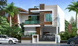 2bhk & 3bhk individual house with secured campus. On raipur road.
