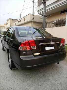 Immaculate Low mileage condition | Honda Civic EXi 2004