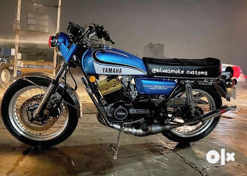 Yamaha rd350 restorations rd350 spares rajdoot 350 rd 350