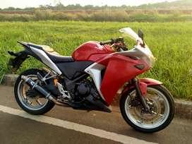 Honda CBR 250R thailand
