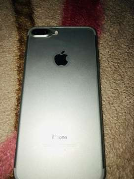 I phone 7 plus 32 gb in new condition never repaired and never opened
