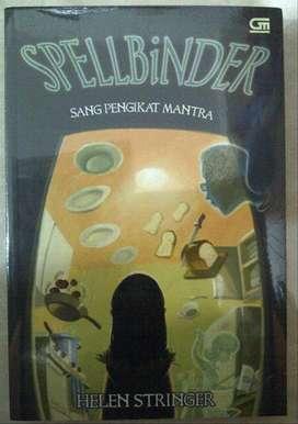 Novel Helen Stringer - Spellbinder