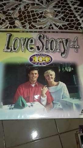 Cakram laser disk love story 4