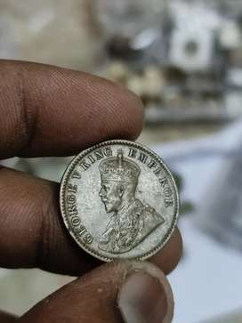 British india coin